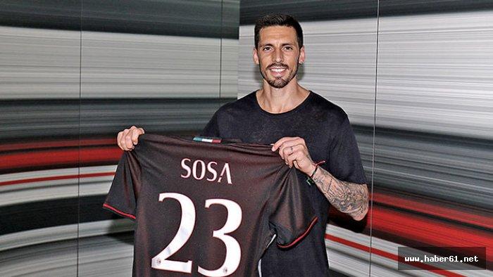 Süper Lig'den Milan'a gitti!