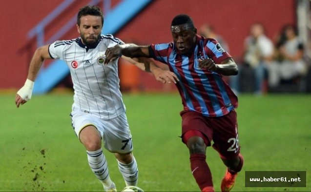 Trabzonspor'a Waris müjdesi!