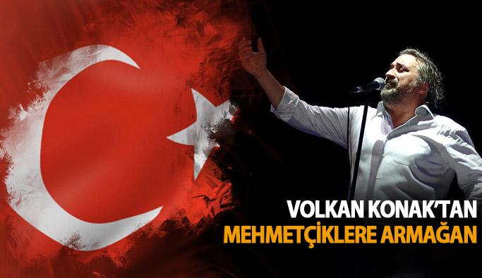 İzmir Marşına Volkan Konak yorumu