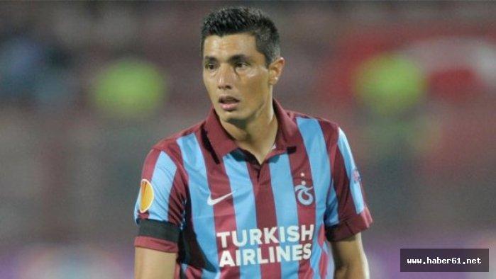 Shaidaev'in rakibi Trabzon'dan ayrıldı