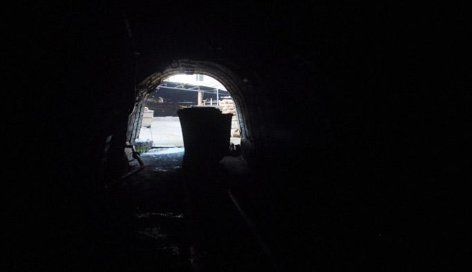 Madenler onlara mezar oldu