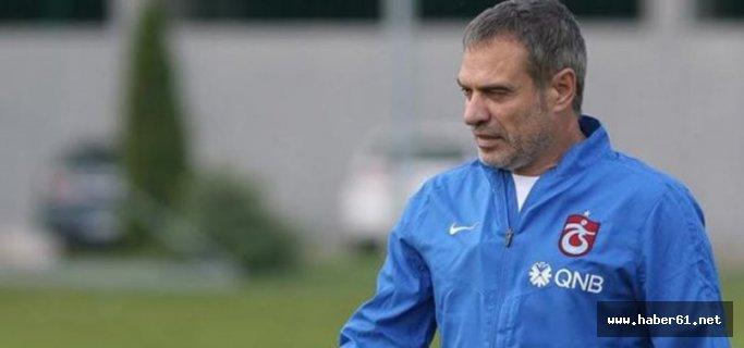 Trabzonspor'da Yanal'a güven tam