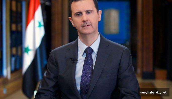 Esad'tan Türkiye'ye ağır sözler!
