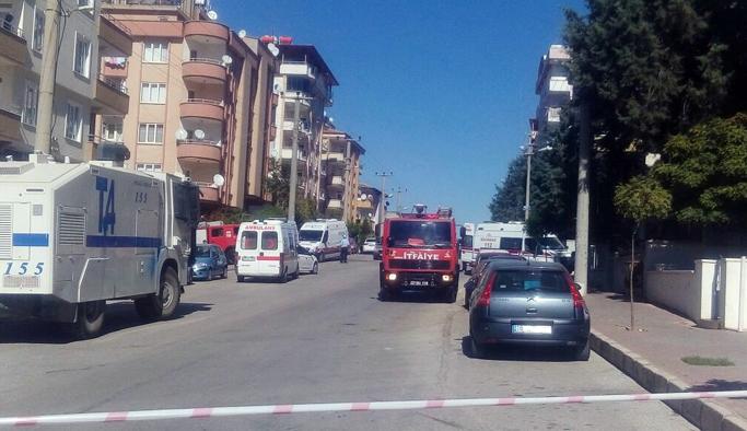 Gaziantep'te canlı bomba kabusu
