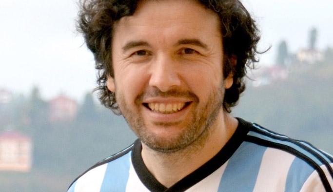 Giresunlu oyuncu Arjantin'de yıldız oldu