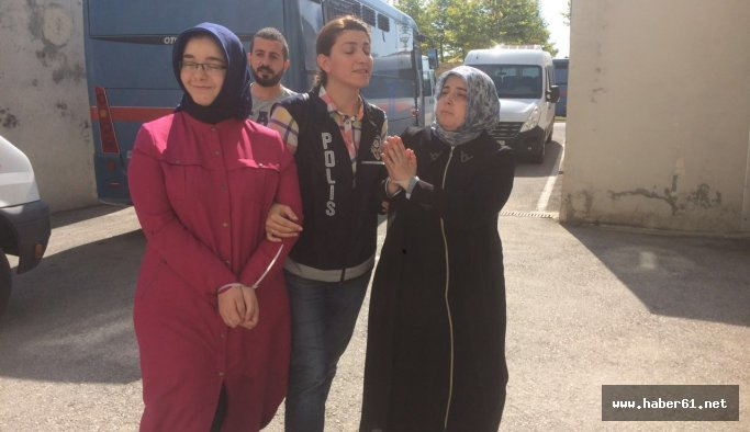 Adil Öksüz'ün baldızları ve kayınbiraderinin eşi gözaltında