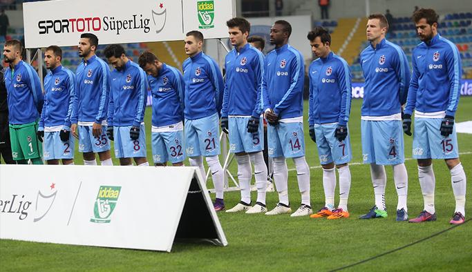 Trabzonspor'un Adanaspor muhtemel 11'i!