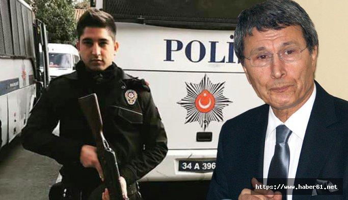 Şehit polis Mehmet Atıcı, MHP'li Halaçoğlu'nun yakını çıktı