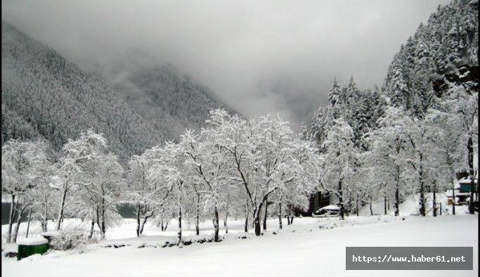 Trabzon ilçelerinde hava durumu