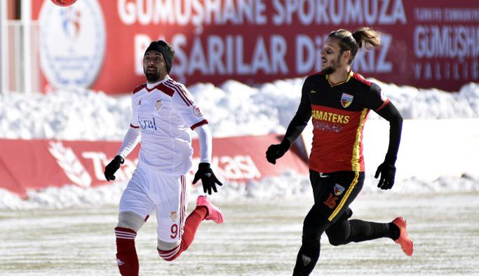 Trabzonspor grubunda Gümüşhane fırtınası