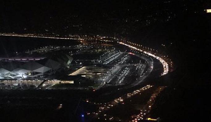 Akyazı açılışı Trabzon trafiğini felç etti