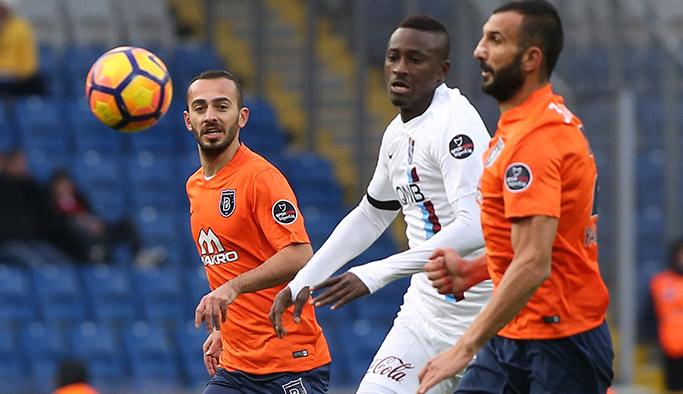 Trabzonspor 'un golcüleri sınıfta kaldı