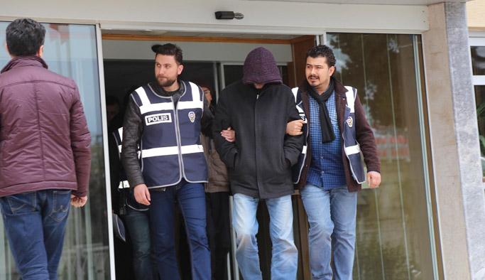Rize'de fuhuştan 17 kişiye gözaltı