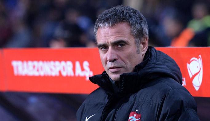 Trabzonspor'da transferde tek isim Ersun Yanal