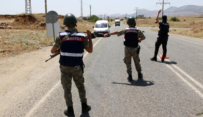 4 terörist ve 11 işbirlikçi yakalandı