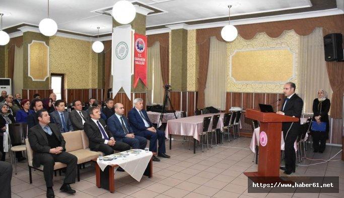 Karabük'te Tabiat Turizm Çalıştayı gerçekleşti