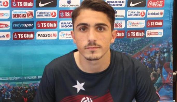 Trabzonspor'un genç oyuncusundan ilk gol!