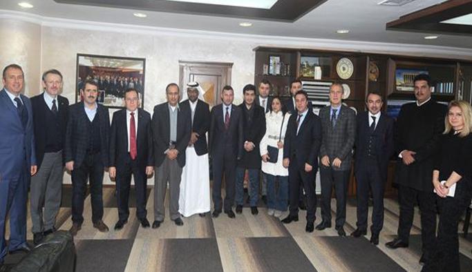 TTSO'da Suudi Emirle yatırım toplantısı