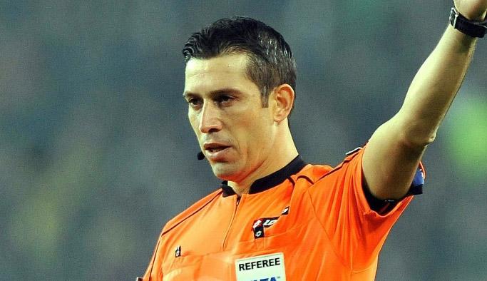 Ali Palabıyık ilk kez Trabzon Fener maçı yönetecek