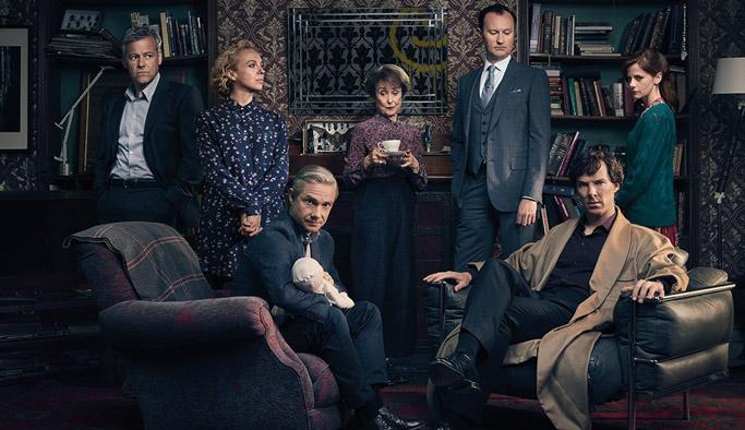 Sherlock 4. sezonu hangi kanalda ne zaman balıyor?
