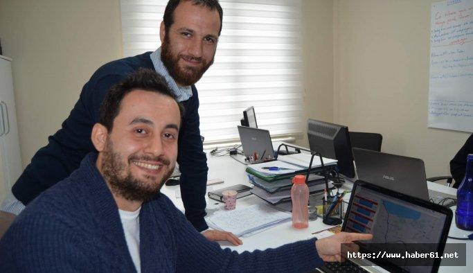 Trabzonlu mühendislerden ulaşıma algoritmalı çözüm: Line Bee