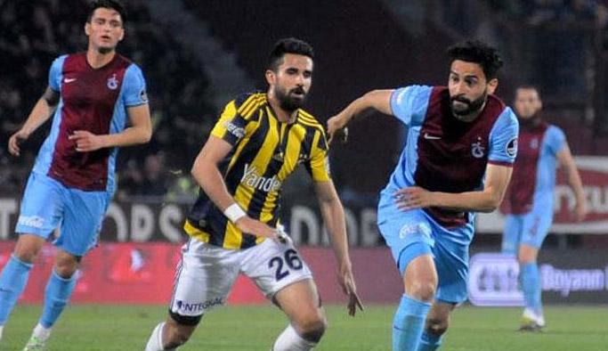 Trabzonspor Fener maçı öncesi flaş karar