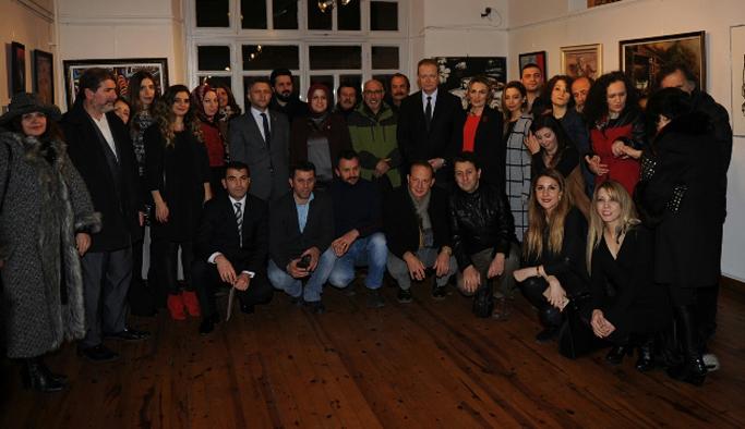84 sanatçı 15 Temmuz şehitleri için Trabzon'da buluştu