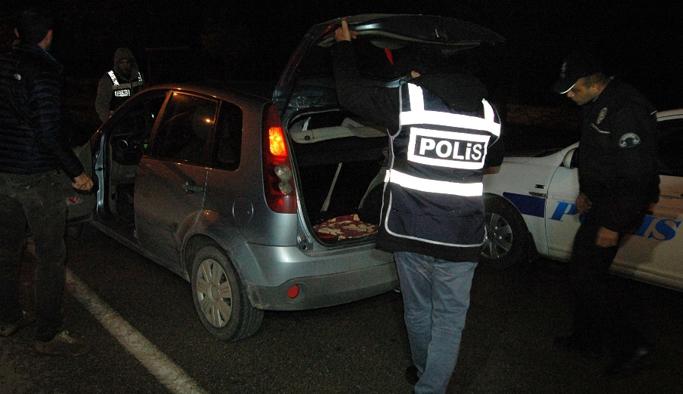 Bin 600 polisle asayiş uygulaması