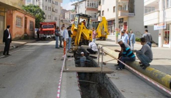 Trabzon'da Doğalgazda hedef yüzde 85!