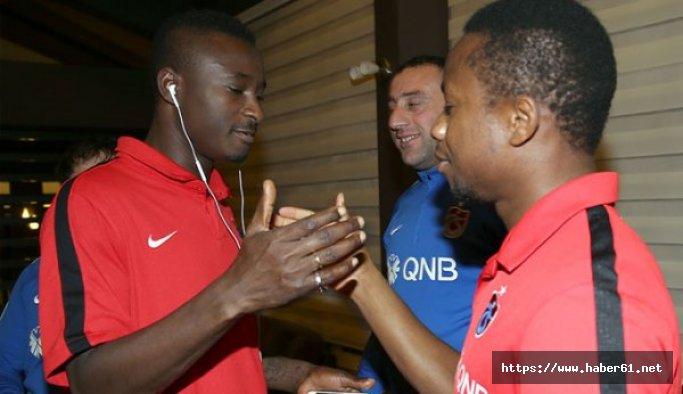 Ogenyi Onazi'ye sürpriz doğumgünü