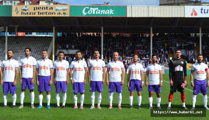 Orduspor'da son 3 sezonun en iyi ilk yarısı