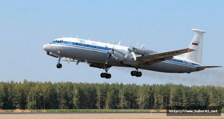 92 kişiyi taşıyan Rus uçağı düştü