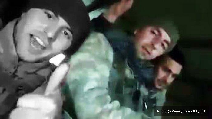 El Bab şehidinden geriye silah arkadaşlarıyla söylediği türkü kaldı