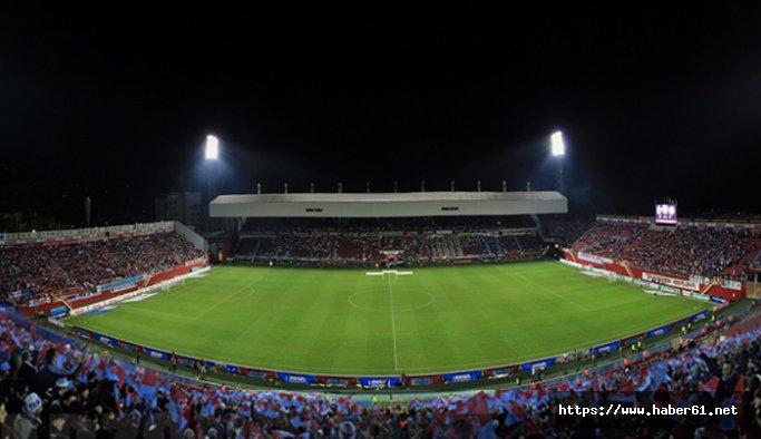 Trabzonspor taraftarı Avni Aker'deki son maça akın ediyor!