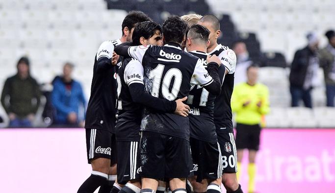 Beşiktaş kupada turladı