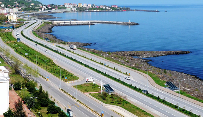 Karayolları Beşikdüzü - Trabzon yolu için uyardı!