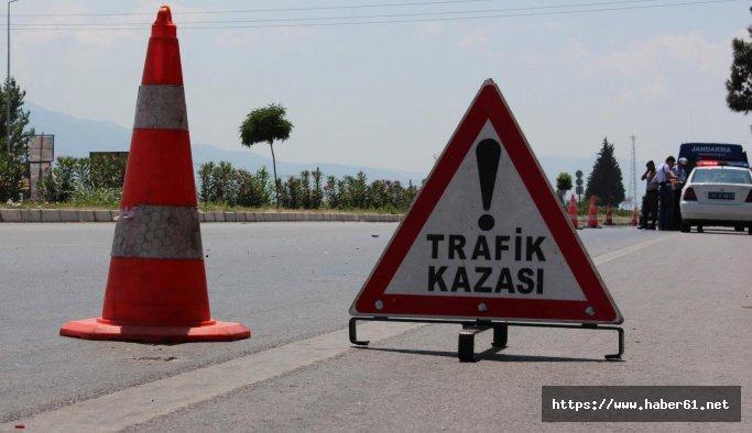Trabzon'da kaza! 3 kişi yaralı