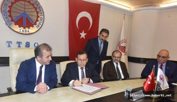 Trabzon'da Meslek liseleri için dev işbirliği