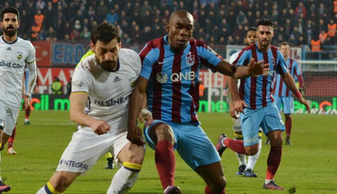 Trabzonspor en az gol atan 2. takım!
