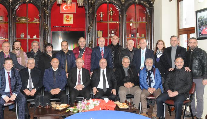 Trabzon ASKF'den TGC'ye ziyaret