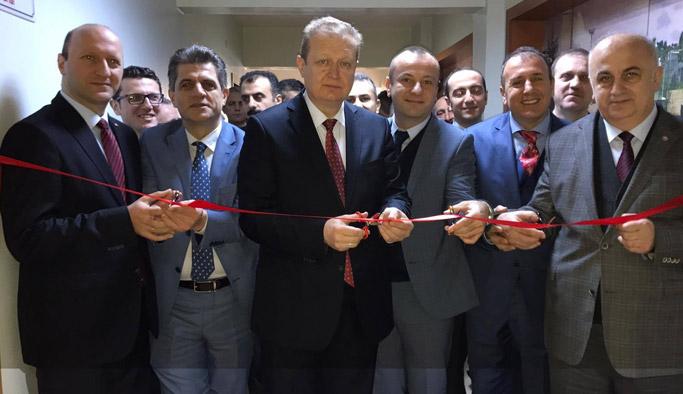 Trabzon'da üniversite - sanayi iş birliği