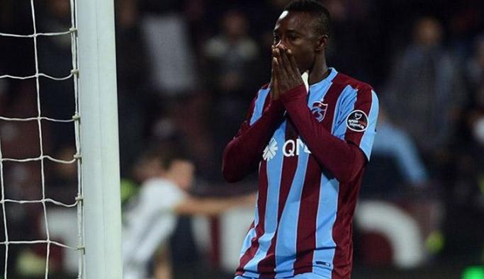 İlk yarının sınıfta kalanı: Trabzonspor