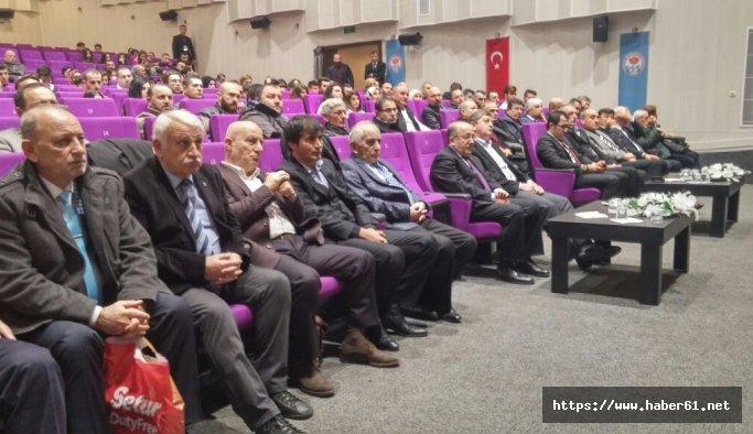 Trabzon'da genç sporculara ödül