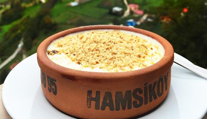 Meşhur Hamsiköy sütlacı nasıl yapılır?
