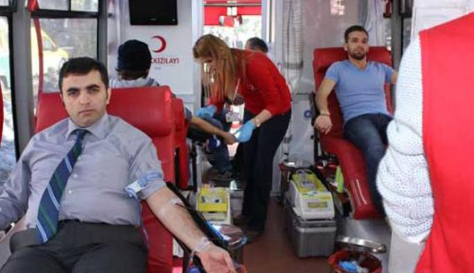 Görele'de kan bağışı kampanyası