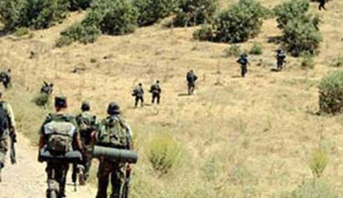 Çatışma: 8 terörist öldürüldü