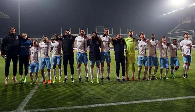 Trabzonspor 6 yıllık rekoru kırdı