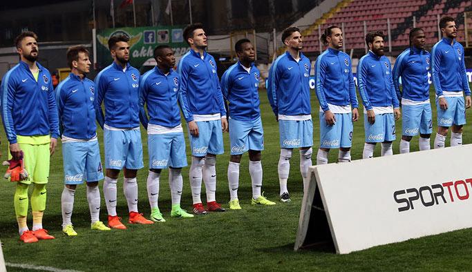 Trabzonspor'un muhtemel 11'i