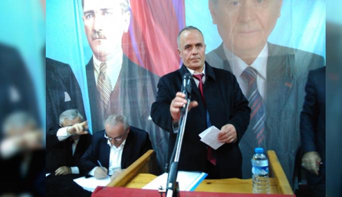 MHP Düzköy'de kongre heyecanı