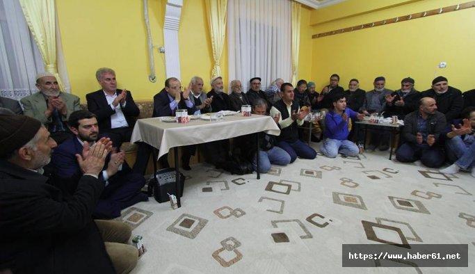Bayburt'ta başkan Memiş Kentsel dönüşümü anlattı